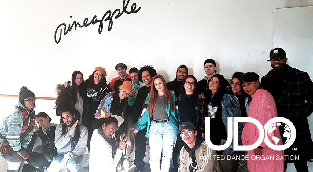 UDO accredited street dance judges