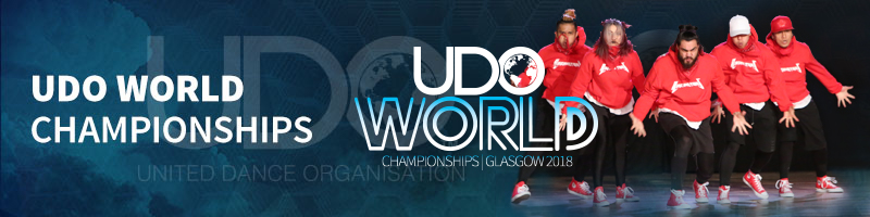 UDO World Street Dance Championships 2018