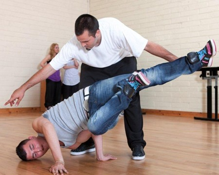 UDO Street Dance Training