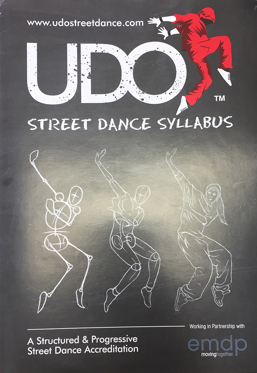 UDO Academy Street Dance Syllabus PAck