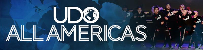 99110bcad52 UDO All Americas Hip Hop Dance Championships 2019